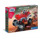 Mechanika technologiczna - Monster truck