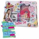 ingrosso Piercing/Tattoo: Soy Luna Set di tatuaggi 28x19