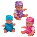 hurtownia Zabawki pluszowe & lalki:Zestaw 3 trojaczki 20cm