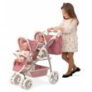 hurtownia Zabawki pluszowe & lalki: Samochodzik Twin Dolls z torbą 73x70x45