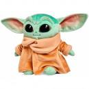 Baby Yoda Star Wars Mandaloria 22 cm