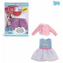 groothandel Poppen & Pluche: Nancy Poppenjurken 5 modellen