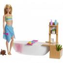 Barbie Schaumbad Puppe