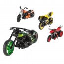 Hot Wheels Moto Street 1:18 6 mod.10 cm