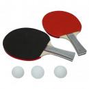 Ping-Pon-Spiel 2 Schlägerbälle