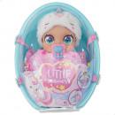 Little Dreamers Doll + cradle + acces.surt.