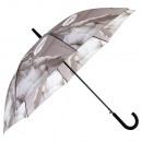 Großhandel Regenschirme: Regenschirm Influencer Automatik 104cm 2mod