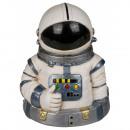 Astronaut Piggy Bank 13x10 cm.