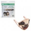 Mascarilla inf animales 3D 15x14