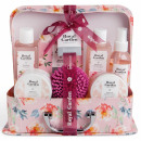 Cosmetic Gift Set Briefcase 7 Pcs