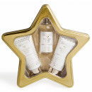 Gold Star Cosmetics Geschenkset 3-tlg.