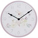 Reloj madera Conejito 24x24 - 2 mod