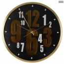 Reloj de Pared Metal 30cm - 2 modelos