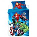 mayorista Ropa de cama y Mantas: Avengers funda nordica 2 piezas 150x220