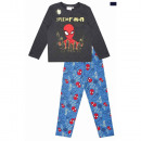 mayorista Pijamas: Spiderman Pijama Algodon T/3,4,6,8 -2mod