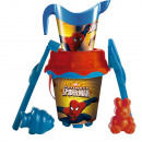 Spiderman Zestaw kostek + akcesoria 36x18