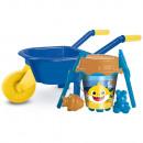 Wózek Baby Shark + akcesoria 75x38
