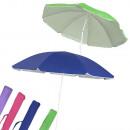 Großhandel Regenschirme: Regenschirm 1,60 Solarstrom c / bandol.