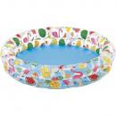 Intex 122 cm opblaasbaar kinderzwembad