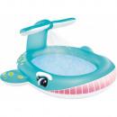 Prysznic basenowy wieloryb Intex 310x115x270