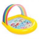 Intex Rainbow opblaasbaar douchezwembad