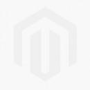 Stół biurowy w kształcie litery L, czarny