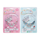 wholesale Licensed Products: princess beauty set, blister card s, 28x17,5cm