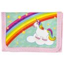 unicorn wallet, 12x8cm