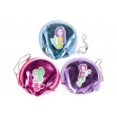 wholesale Toys: mini purse mermaid pp, 7x6cm