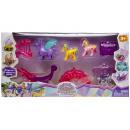 caja de unicornio mágico, 42x21x8cm
