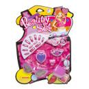 groothandel Speelgoed: beautyset, blisterkaart, 38x26,5cm