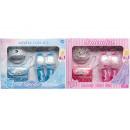 hurtownia Torby & artykuly podrozne: Zestaw akcesoriów kosmetycznych z torebką, 38x30,5
