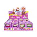 grossiste Poupees et peluches:poupée cupcake m, 9x7cm