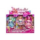 wholesale Dolls &Plush: butterfly girl, window box, 34x16x5cm