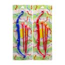 archery set, card 35x11cm