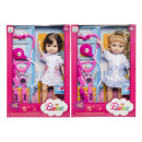 elaine doll nurse, 23,5x35x8cm