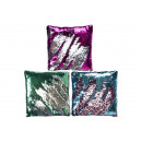 wholesale Cushions & Blankets: sequin cushion square, 29x29cm