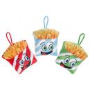 plush french fries, 13x11cm