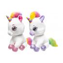 wholesale Dolls &Plush: plush sitting unicorn xl, 45cm