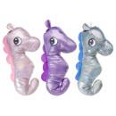 plush glitter seahorse xl, 60cm