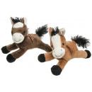 groothandel Poppen & Pluche:pluche paard, 20cm