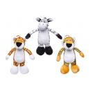 wholesale Dolls &Plush: plush wild animal standing, 30cm