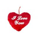 wholesale Dolls &Plush:plush heart s, 13cm