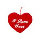 plush heart m, 22cm