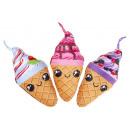 plush icecream, 20cm