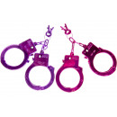wholesale Stockings & Socks: girl handcuffs pph, 10x7cm