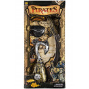 pirate set with hook, 40,5x19,5x4cm