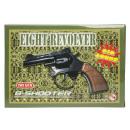 nagyker Játékok: 8 lövésű pisztoly m doboz, 15x10,5x3cm