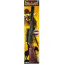rifle de vaquero, tarjeta de cabecera, 79x17cm