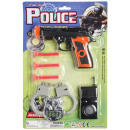 wholesale Toys: police set, blister card, 21x31cm